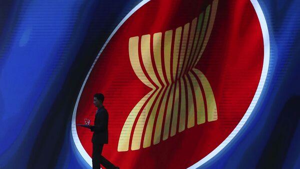 Cờ ASEAN - Sputnik Việt Nam