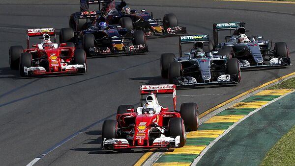 Formula One Grand Prix - Sputnik Việt Nam