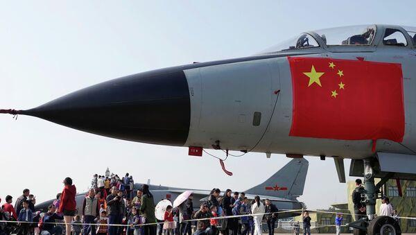 Trung Quốc kỷ niệm 70 năm thành lập Lực lượng Không quân PLA - Sputnik Việt Nam