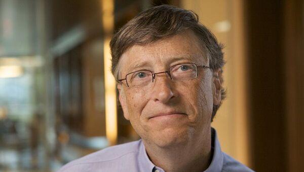 Bill Gates - Sputnik Việt Nam