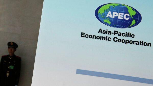Logo hội nghị cấp cao APEC - Sputnik Việt Nam