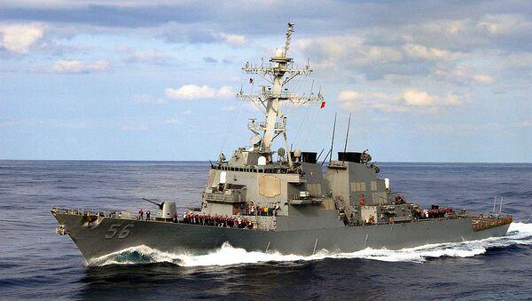 Chỉ vài ngày trước, Bộ Giao thông vận tải Singapore đã đưa ra một báo cáo điều tra cho biết vụ va chạm giữa tàu khu trục tên lửa dẫn đường USS John McCain và một tàu chở dầu dân sự ở vùng biển ngoài khơi Singapore vào tháng 8/2017 là do tàu Mỹ hoạt động sai. Điều này một lần nữa chứng tỏ sự cần thiết của việc xây dựng các quy tắc ứng xử rõ ràng cho các bên liên quan. Các yếu tố chính ảnh hưởng đến vị thế của Ấn Độ là đặc điểm của quan hệ Trung Quốc-Ấn Độ, tranh chấp biên giới giữa hai nước và sự khác biệt trong quan điểm về tình hình ở các khu vực khác trên thế giới. - Sputnik Việt Nam