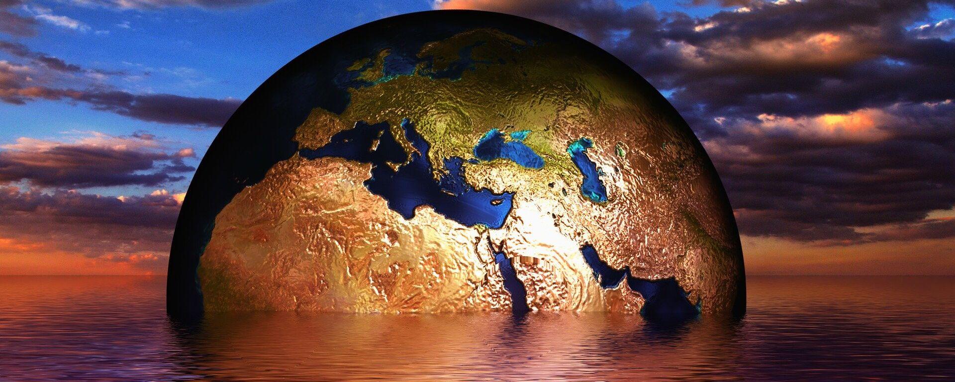 Sự nóng lên toàn cầu - Sputnik Việt Nam, 1920, 06.12.2020