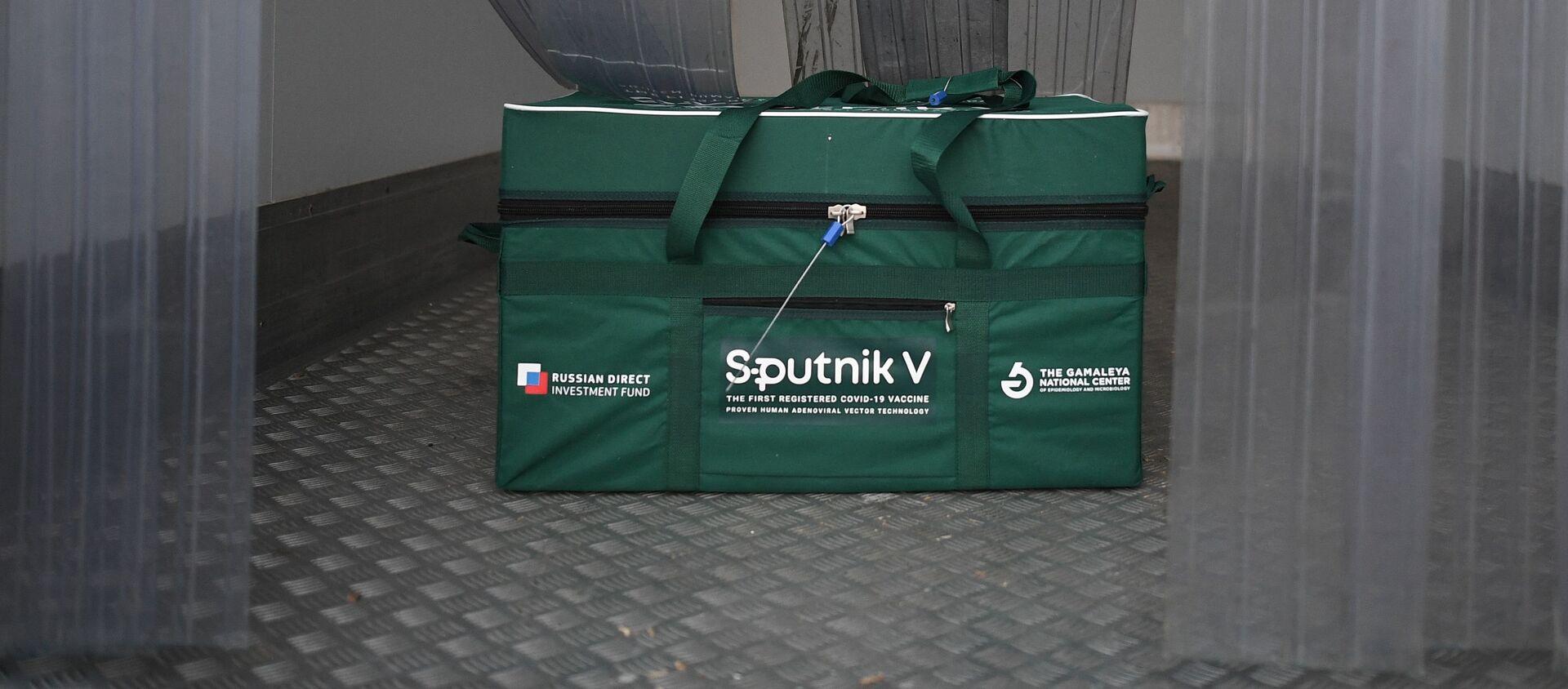 Gửi vắc xin Sputnik V ra nước ngoài. - Sputnik Việt Nam, 1920, 03.12.2020
