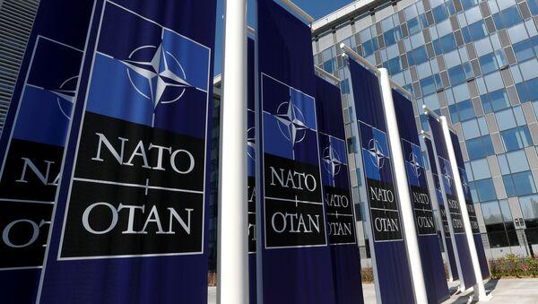 Trụ sở của NATO tại Brussels, Bỉ - Sputnik Việt Nam