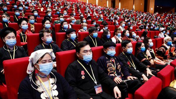Khai mạc Đại hội đại biểu toàn quốc các dân tộc thiểu số Việt Nam lần thứ II - Sputnik Việt Nam