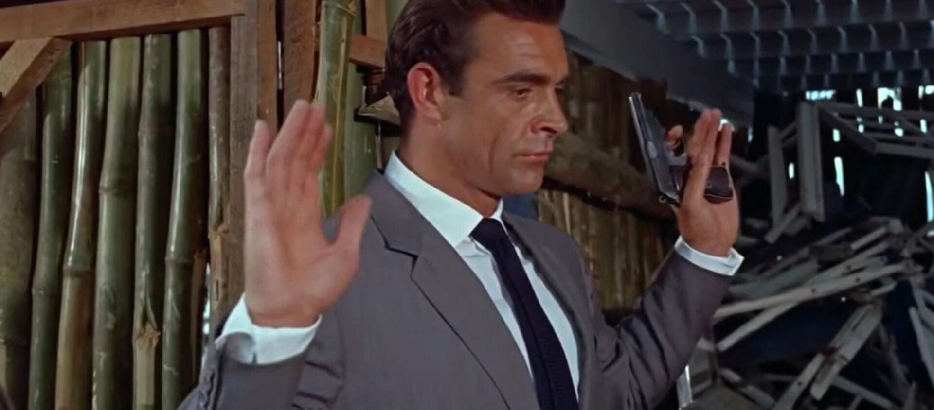 Phim Doctor No năm 1962. - Sputnik Việt Nam, 1920, 06.12.2020