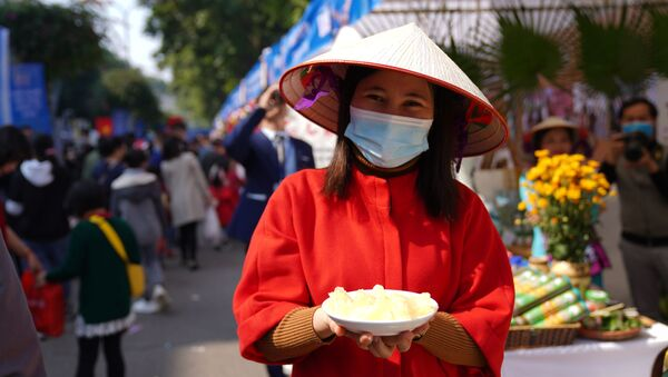 Liên hoan Ẩm thực Quốc tế lần thứ 8. - Sputnik Việt Nam