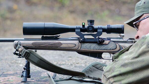 Nga khởi động bán giá đỡ «Shvabe» cho súng trường Mosin - Sputnik Việt Nam
