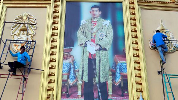 Nhà vua Thái Lan Maha Vajiralongkorn (Rama X) - Sputnik Việt Nam