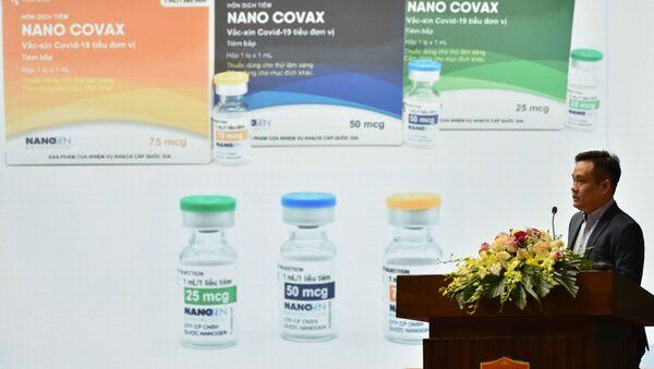 Giới thiệu về vaccine NANO COVAX phòng Covid-19. - Sputnik Việt Nam