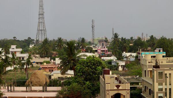 Quang cảnh thành phố Eluru của Ấn Độ - Sputnik Việt Nam
