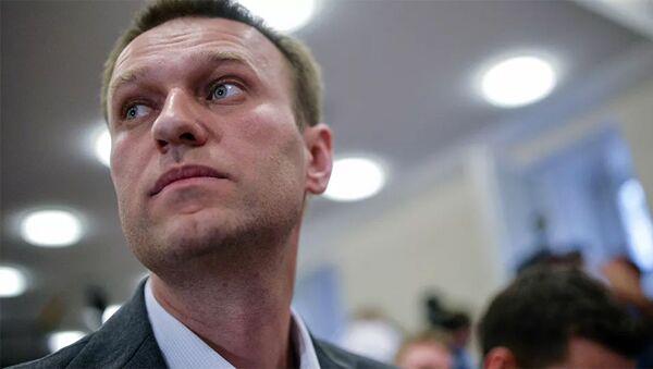 Alexey Navalny - Sputnik Việt Nam