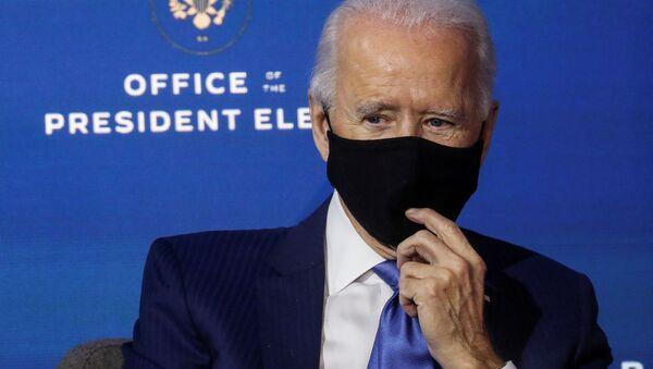 Tổng thống đắc cử của Hoa Kỳ Joe Biden ngày 1 tháng 12 năm 2020 - Sputnik Việt Nam
