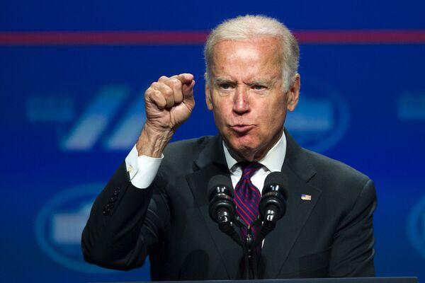 Phó Tổng thống Joe Biden phát biểu tại Washington, 2016 - Sputnik Việt Nam