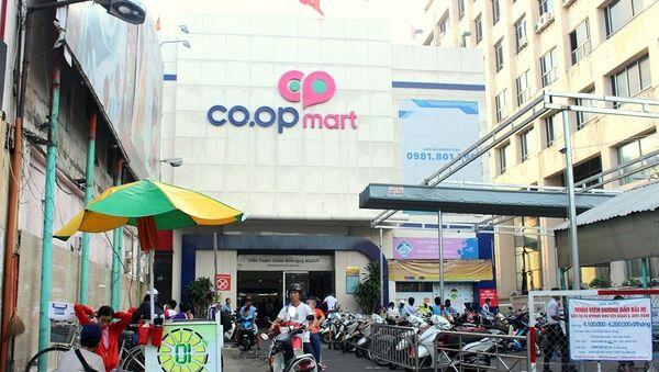 Co.opmart  - Sputnik Việt Nam