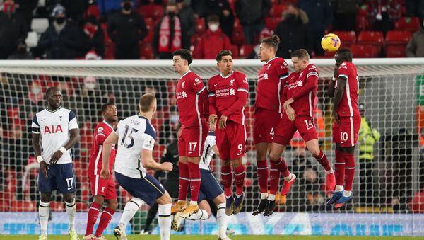 Trận đấu Liverpool vs Tottenham, Premier League - Sputnik Việt Nam