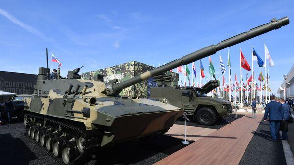 Xe tăng Sprut-SDM1 mới - Sputnik Việt Nam