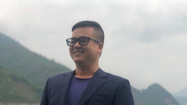 Facebooker Trương Châu Hữu Danh - Sputnik Việt Nam
