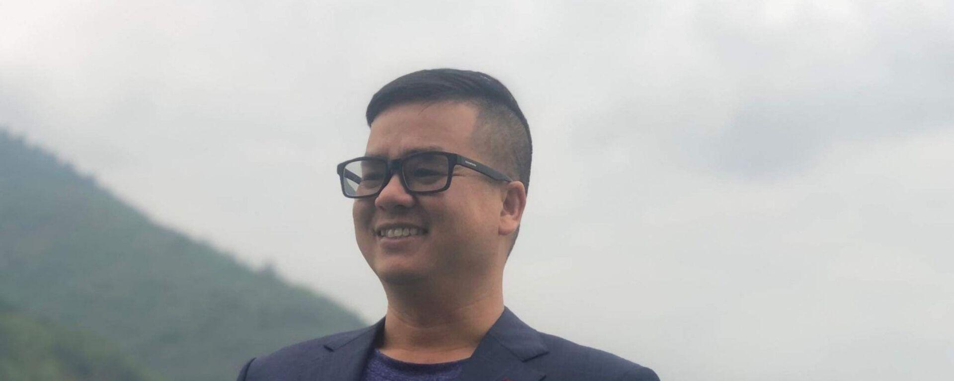 Facebooker Trương Châu Hữu Danh - Sputnik Việt Nam, 1920, 17.12.2020