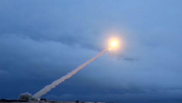 Thử nghiệm tên lửa hành trình Burevestnik - Sputnik Việt Nam