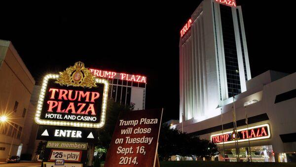 Tòa nhà khách sạn và sòng bạc Trump Plaza - Sputnik Việt Nam
