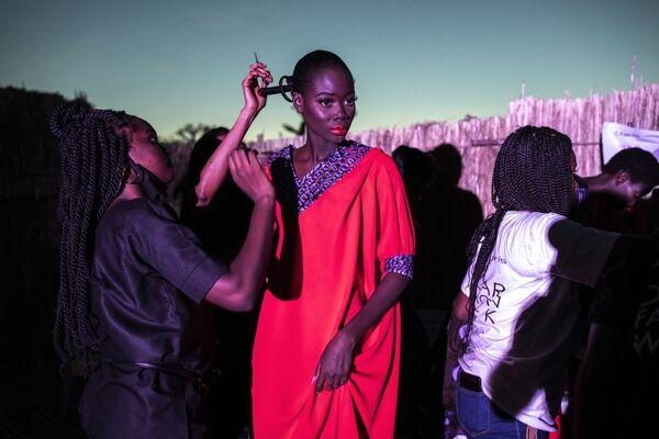 Tuần lễ thời trang Dakar Fashion Week ở Senegal - Sputnik Việt Nam