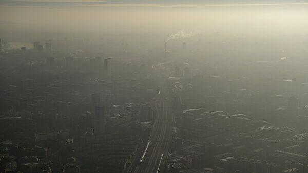 Ô nhiễm không khí ở London - Sputnik Việt Nam