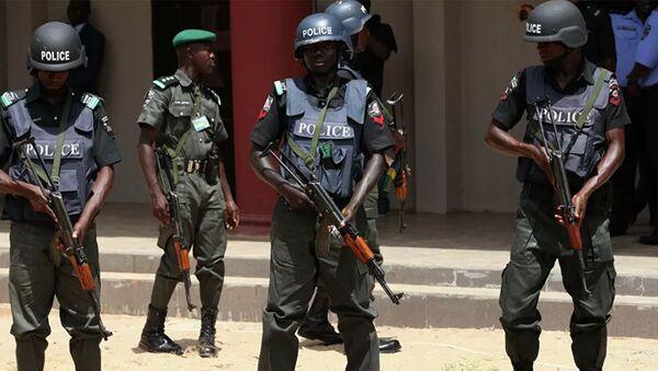 Cảnh sát Nigeria - Sputnik Việt Nam