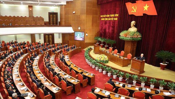 Toàn cảnh phiên bế mạc Hội nghị. - Sputnik Việt Nam