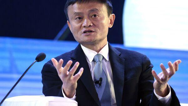 Người sáng lập Alibaba Jack Ma. - Sputnik Việt Nam