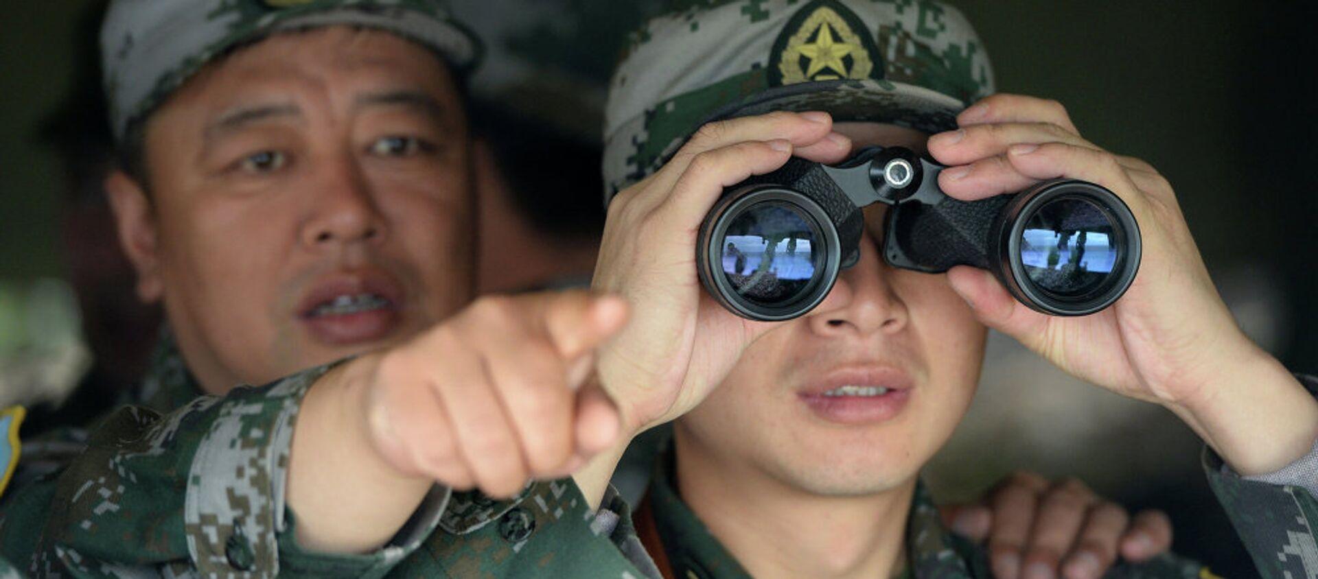 Tình báo quân sự Trung Quốc - Sputnik Việt Nam, 1920, 01.05.2021