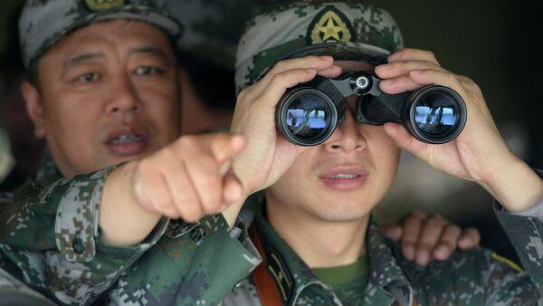 Tình báo quân sự Trung Quốc - Sputnik Việt Nam