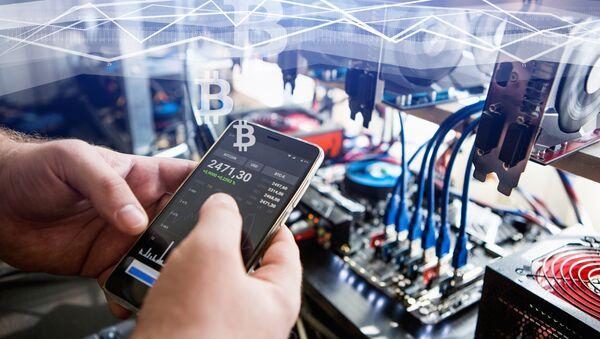 Tỷ giá Bitcoin - Sputnik Việt Nam
