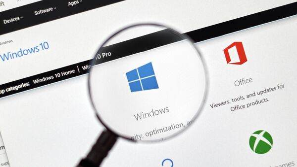 Hệ điều hành Windows 10 - Sputnik Việt Nam