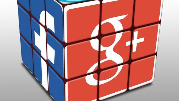 Google, Facebook - Sputnik Việt Nam