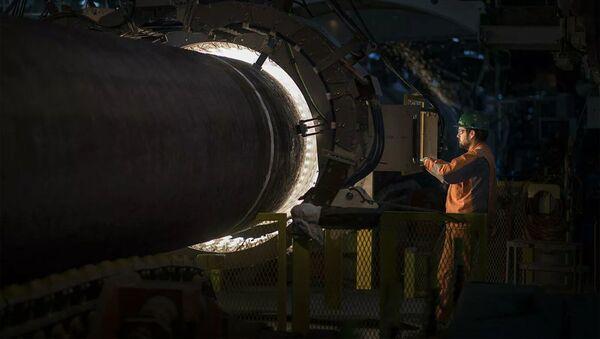 Xây dựng đường ống dẫn khí Nord Stream 2 - Sputnik Việt Nam