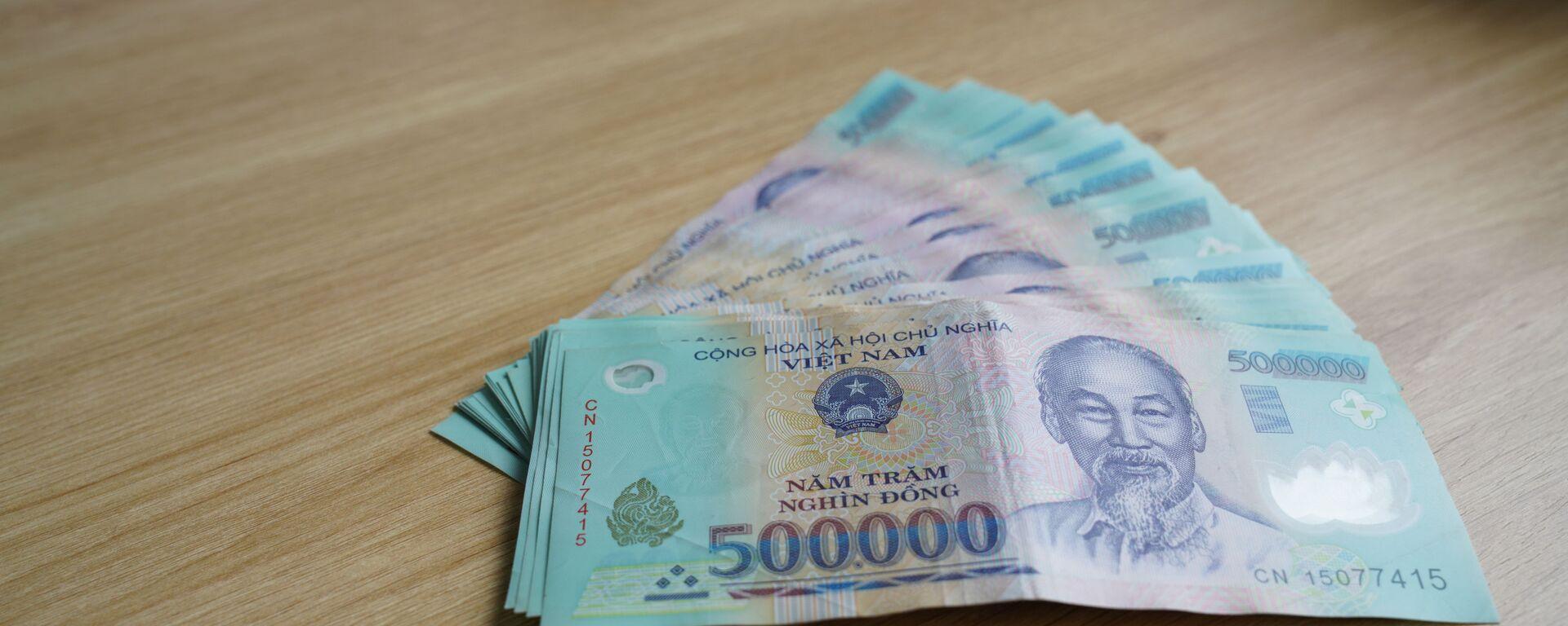 Tờ 500.000 đồng Việt Nam - Sputnik Việt Nam, 1920, 28.05.2021