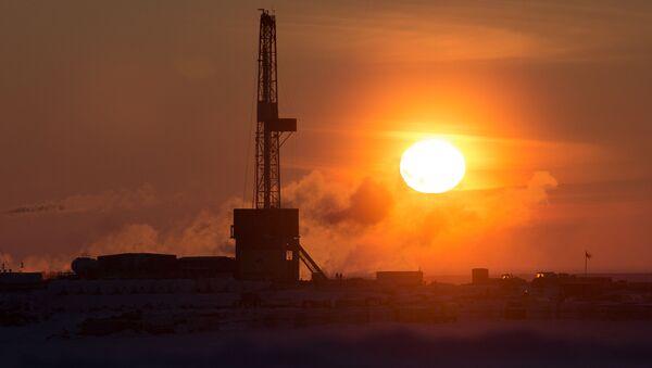 Khoan giếng Tsentralno-Olginskaya-1, công ty dầu khí Rosneft - Sputnik Việt Nam