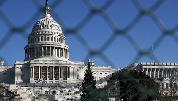 Tòa nhà Capitol ở Washington - Sputnik Việt Nam