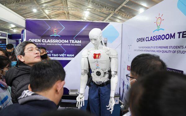 Triển lãm quốc tế đổi mới sáng tạo Việt Nam 2021 - Sputnik Việt Nam