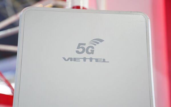 5G Viettel tại Triển lãm VIIE 2021 - Sputnik Việt Nam
