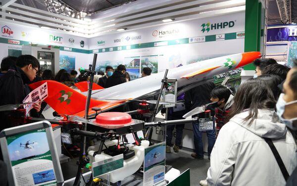 Máy bay không người lái tốc độ cao HRU-150 - Sputnik Việt Nam