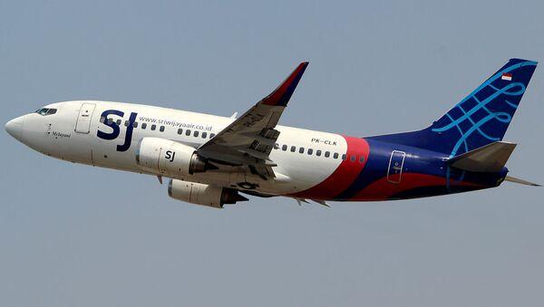 Máy bay của hãng Sriwijaya Air. - Sputnik Việt Nam