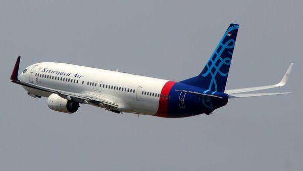 Máy bay chở khách của hãng hàng không Indonesia Sriwijaya Air. - Sputnik Việt Nam