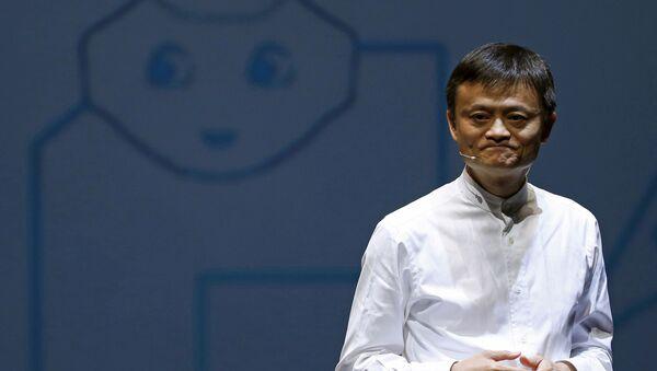 Jack Ma, người sáng lập Alibaba - Sputnik Việt Nam
