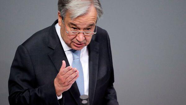 Antonio Guterres - Sputnik Việt Nam