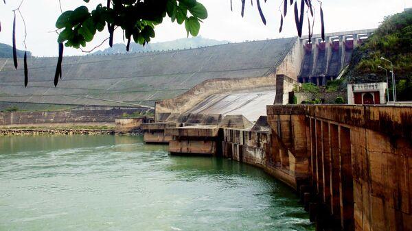Nhà máy thủy điện Hòa Bình. - Sputnik Việt Nam