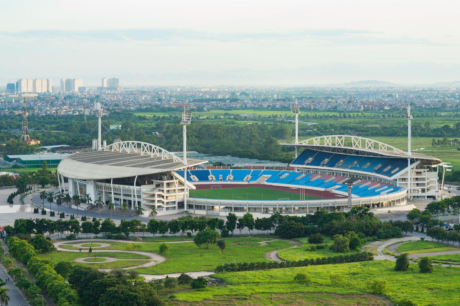 VFF: Đội tuyển Việt Nam sẽ đá vòng loại thứ 3 World Cup 2022 trên sân Mỹ Đình - Sputnik Việt Nam, 1920, 14.07.2021