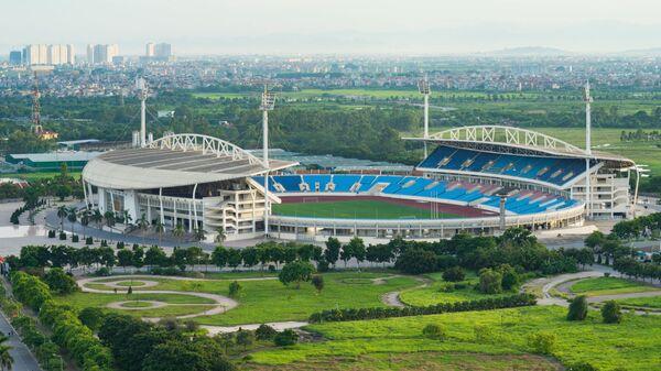 Sân vận động Quốc gia Mỹ Đình. - Sputnik Việt Nam